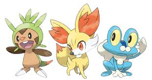 Pokemon X And Y Weakness Chart Pokemon X And Y Tips Picking Starters Versions And The