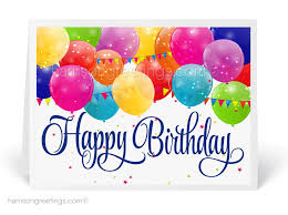 Happy Birthday Business Card Happy Birthday Card Png Images Free Download Fourjay Org