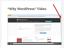 youtube video image size how adjust the size of a wordpress video