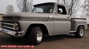 Chevrolet C10 1965 Pickup stepside shortbed V8 Special Cars Berlin ...