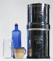 Big Water Filter Systems Berkey Bk4x2 Bb Big Water Purification System With 2 Black Filter