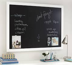 framed chalkboard