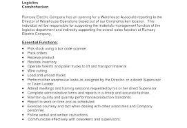 Warehouse Job Description For Resume Warehouse Worker Resume Sample Penza Poisk