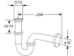 bathroom sink drain size bathroom drain size for bathroom sink correctly pipe from bathroom sink