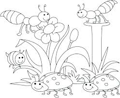 Coloring Sheets For Kindergarten Free Color Coloring Sheets For