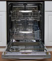 See Through Dishwasher Samsung Dw80f800uws Dishwasher Review Reviewedcom Dishwashers