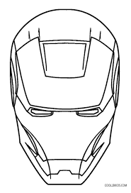 Here presented 52+ iron man head drawing images for free to download, print or share. Free Printable Iron Man Coloring Pages For Kids