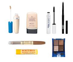 makeup routine what i wore in high