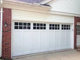 vinyl garage door trim set iron image collections doors design ideas