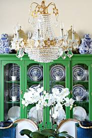 new vintage crystal chandelier and dining room source list