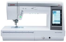 New Janome Sewing Machines