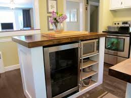 Kitchen Backsplashes Modern Portable Kitchen Island White Wood