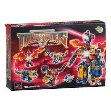 <b>Конструктор DRAGON TOYS</b> JH6909 Трансформер-робот ...