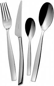 Posate e utensili per cucina in acciaio. Bugatti Posata Bugatti Pz 75 Inox Toscana Amazon It Casa E Cucina