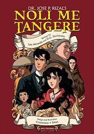 book cover ng noli me tangere noli me tangere ics by josé rizal of book cover