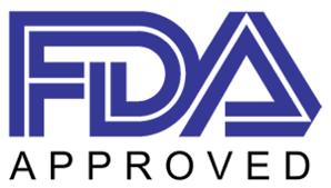 Fda Approved Logo Blue | Free Images at Clker.com - vector clip art ...