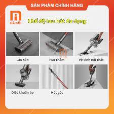 Máy hút bụi Xiaomi Dreame V9 / V10 / V11 cầm tay không dây – Mi Hà Nội