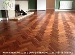 parquet oregon pine rhodesian teak wooden flooring sanding restoration