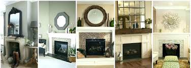 large mirror for over fireplace astounding convex wall white round image above decorating ideas 39