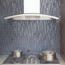 indoor mosaic tile kitchen wall glass icestix