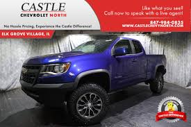 New 2017 Chevrolet Colorado ZR2 Extended Cab Pickup in Elk Grove ...