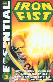 The essential iron fist