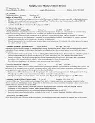 30 Security Officer Resume Free Template Best Resume Templates