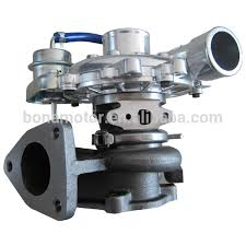 Auto Engine Parts For Toyota 2kd-ftv 17201-30120 Turbocharger - Buy ...
