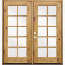 krosswood doors 72 in x 80 in french