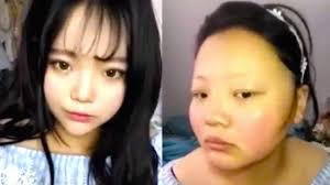 incredible korean makeup transformation