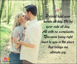 Happy Love Quotes Simple Happy Love Quotes 48 Best Ones That'll Make You Smile