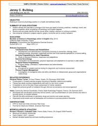 Resume Summary For Students Resume Cover Letter
