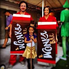 wonka chocolate bar costume. Delighful Costume Pin By Ginger Harris On My Blog Electric Blogarella  Pinterest  Halloween Costumes Family Halloween Costumes And With Wonka Chocolate Bar Costume I