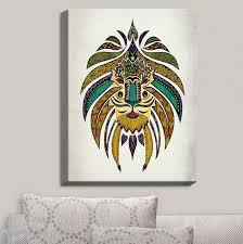 diy tribal wood block wall art taryn whiteaker easy crafts toy
