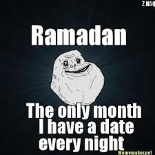 15 Funny Ramadan Memes to keep you going this Ramadan | HijabBella ... via Relatably.com