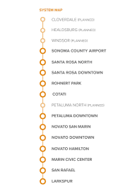 San Jose Light Rail Map Sonoma Marin Area Rail Transit Home