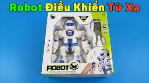 Đồ Chơi Robot Thông Minh Điều Khiển Từ Xa, Dance Robot Mua Trên Shopee -  YouTube