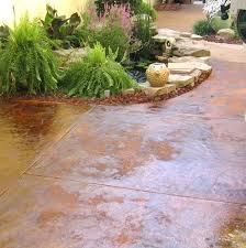 amazing how to seal concrete patio or patios and walkways concrete and masonry painting and coating best of how to seal concrete patio