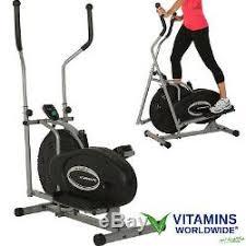 elliptical exercise air stepper machine