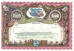 Selling A Share Certificate Antique Vintage Bonds Old Stock Certificate Gifts For Sale