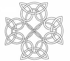 Small Picture Celtic Knot Coloring Page Celtic Cross Embroidery Pinterest