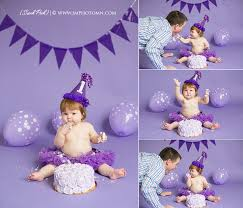 First Birthday Cake Smash Session By Jm Photography