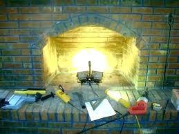 fireplace clean out door s ash dump pit cleanout