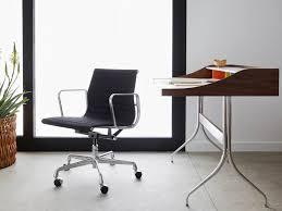 elegant desk chairs. Cozy Office Desk Chair 4384 Eames Aluminum Group Management Herman Miller Set Elegant Chairs