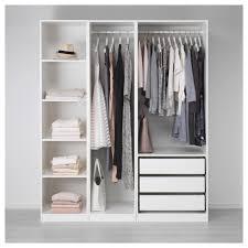 Pax Kleiderschrank Weiß Ikea