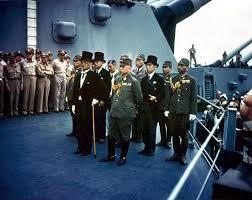 Image result for images of japan's surrender