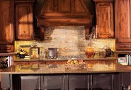 Rustic Kitchen Backsplash Tile Home Design Ideas