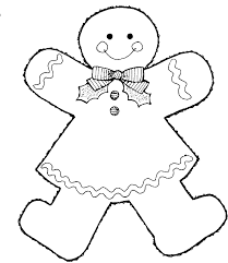 Small Picture Gingerbread Girl Coloring Pages Ziho Coloring