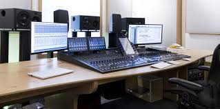 recording mixing installation projects giles martin avid s6 desk