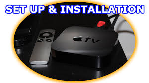 how to install and setup the apple tv how to install and setup the apple tv